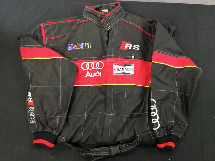 Odzież - Audi RS Factory Issue - Track Day Racesuit (XL) - 2016
