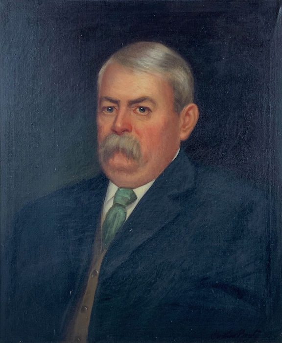 Charles Beatson (1864-1949) - A Portrait of a gentleman