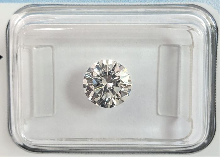 Diamante - 1.03 ct - Brillante - D (incoloro) - IF (Inmaculado)