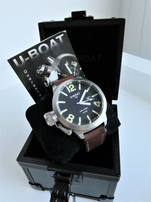 "U-Boat - IFO Italo ""Left Hook"" - B45-08 LIO46M - ""NO RESERVE PRICE"" - Heren - 2000-2010"
