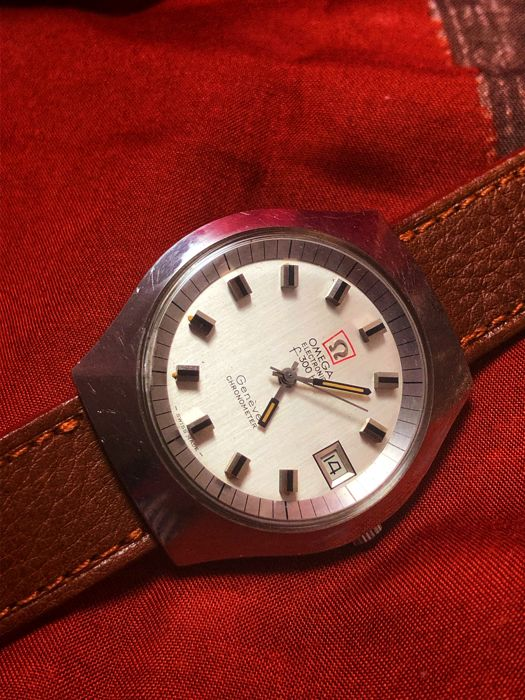 Omega - Geneve Chronometer F300 HZ - 男士 - 1970-1979