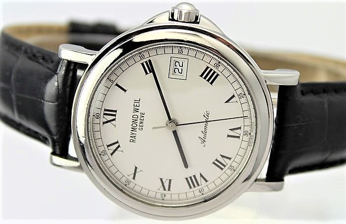 """Raymond Weil - Automatic - """"NO RESERVE PRICE""""  -  Model No 2834  - Heren - 2000-2010"""
