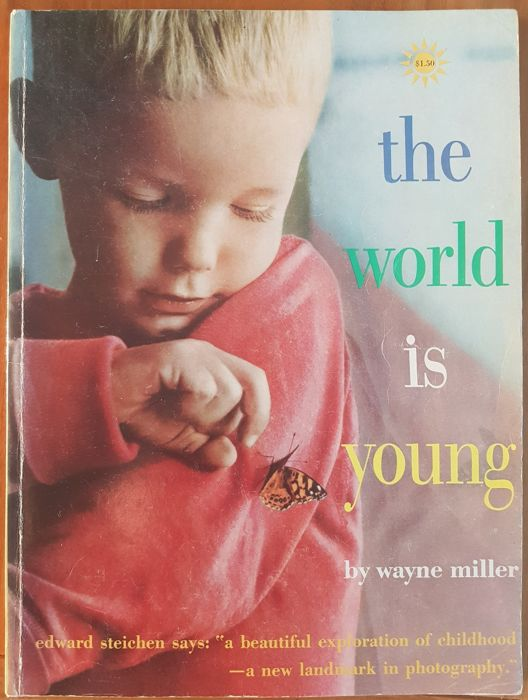 Wayne Miller  - The world is young - 1958