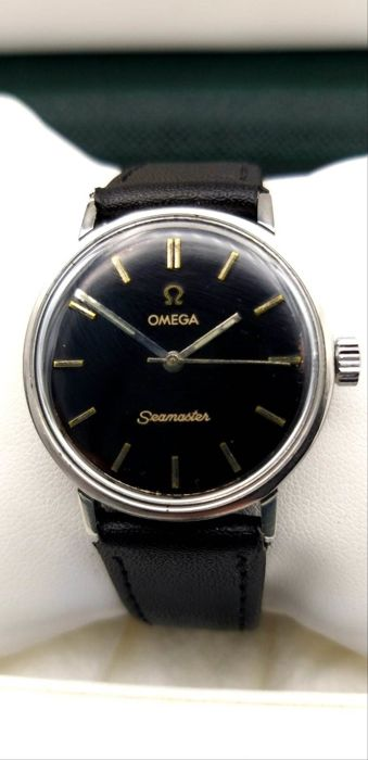"Omega - Seamaster - ""NO RESERVE PRICE""  - Hombre - 1970-1979"