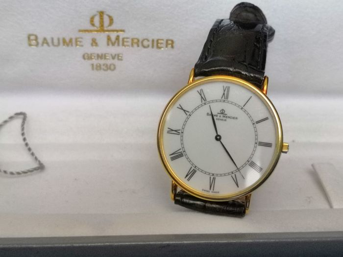 Baume & Mercier - 15172A - Heren - 1970-1979