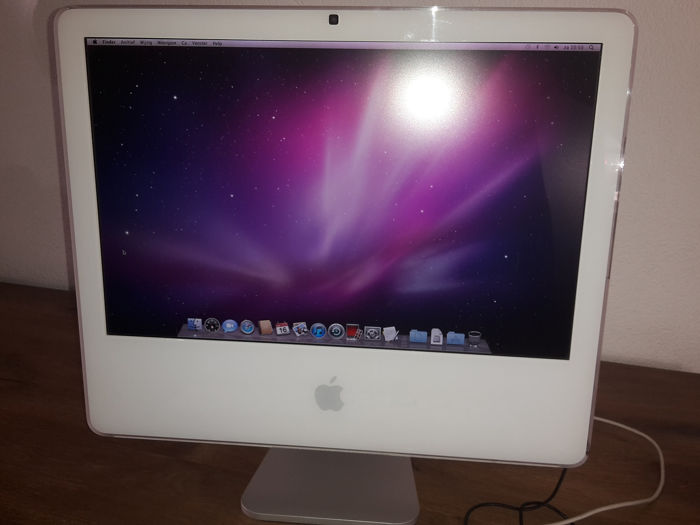 "Apple  iMac ""Core Duo"" 2.0 20-Inch - Desktop - In vervangende verpakking"