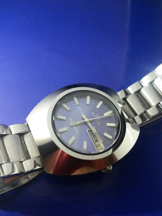 Glycine - Diahard-Automatic-!NO RESERVE PRİCE! - Heren - 1980-1989