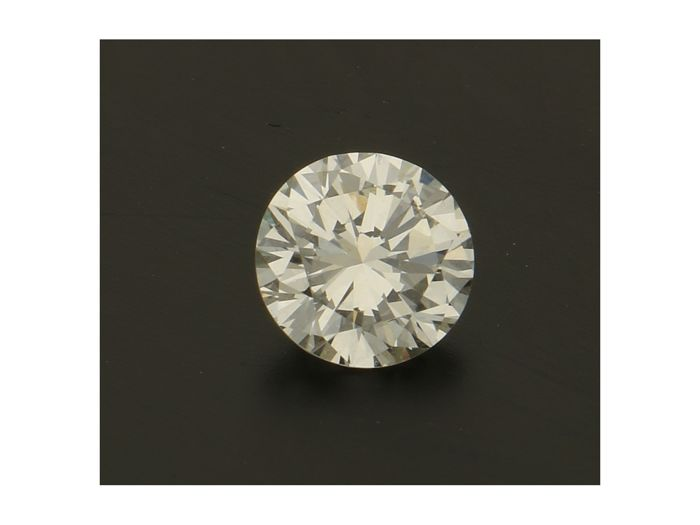 1 pcs Diamant - 1.03 ct - Brilliant - L - VS1