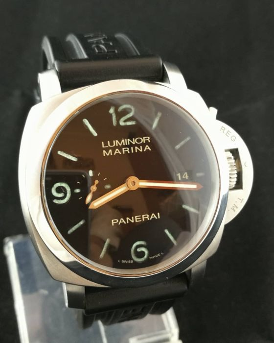 Panerai - Luminor Marina 1950 3 Days  - PAM00312 - Men - 2014