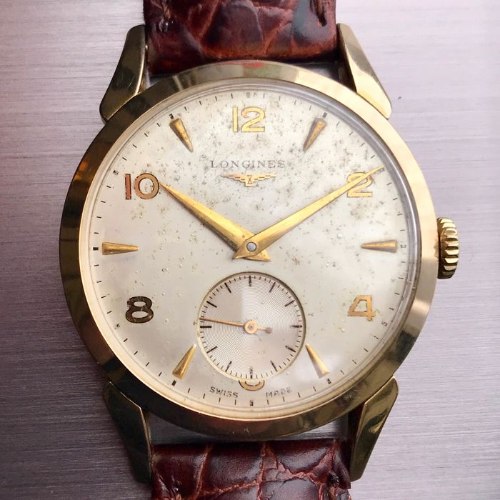 Longines - Cal 12.68z - 36mm - Heren - 1950-1959