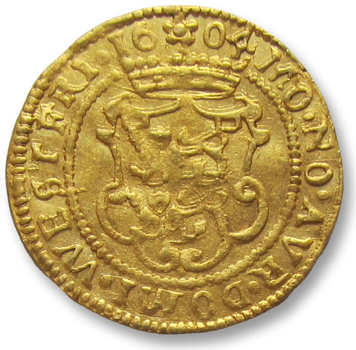 Netherlands - West Friesland - Ducat 1604 (So called Hungarian type Ducat) - Gold