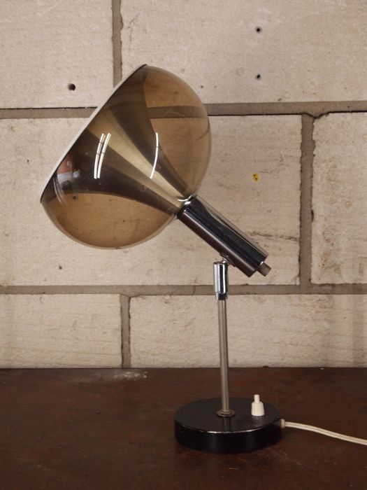 Dijkstra Lampen - Space Age wall lamp, (lot 1)