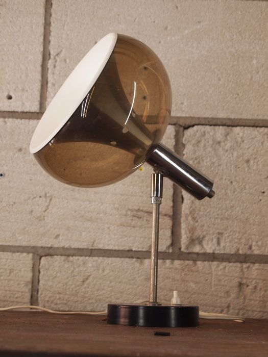 Dijkstra Lampen - Space Age wall lamp, (Lot 2)