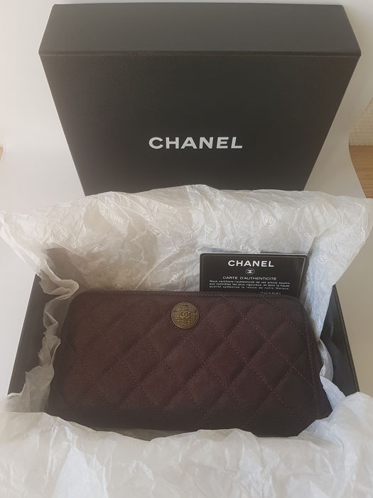 Chanel - Toile Irisée  Clutch