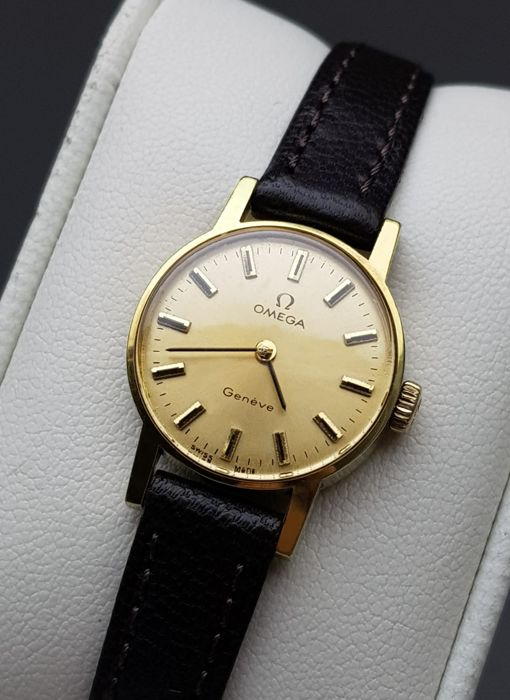 Omega - 'NO RESERVE PRICE' Geneve Mechanical Luxury Vintage Lady   - 511346 - Dame - 1960-1969