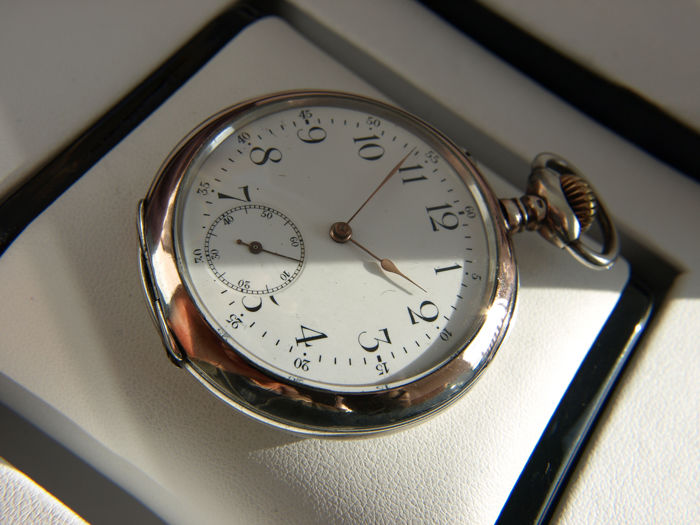 Eterna - pocket watch NO RESERVE PRICE - 1160800 - Unissexo - 1901-1949
