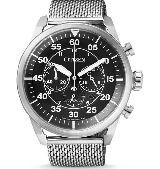 Citizen Eco Drive Crono Aviator Men 2018 Catawiki