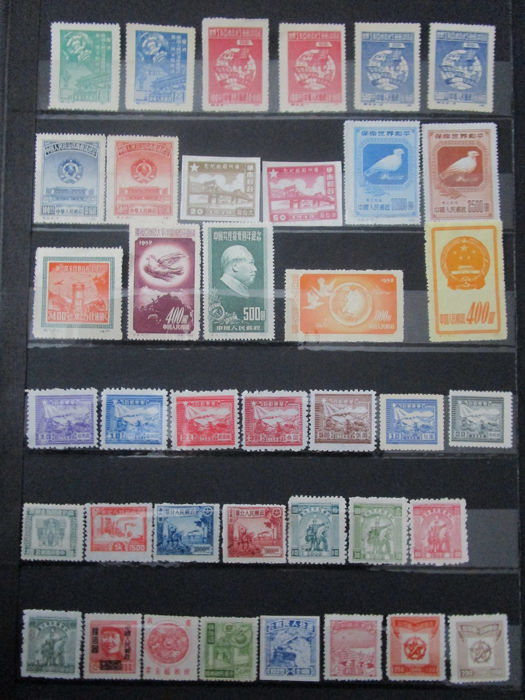 China - Volksrepublik seit 1949 - MNH Collection