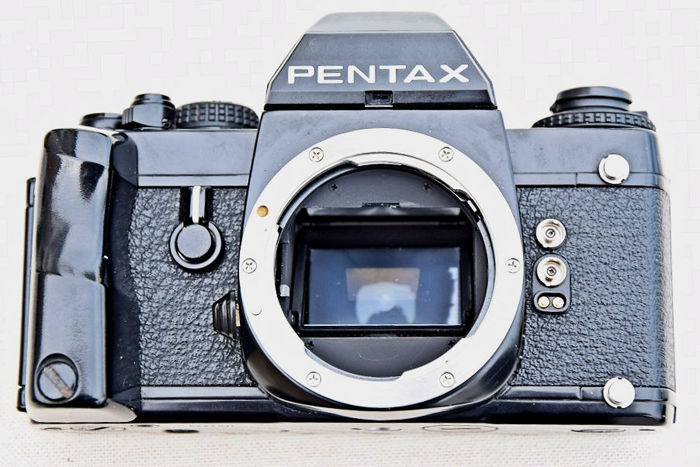 Pentax (Japan) LX-QD (set) + 28mm + 45-125mm +ACC.