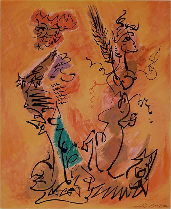 André Masson - Composition