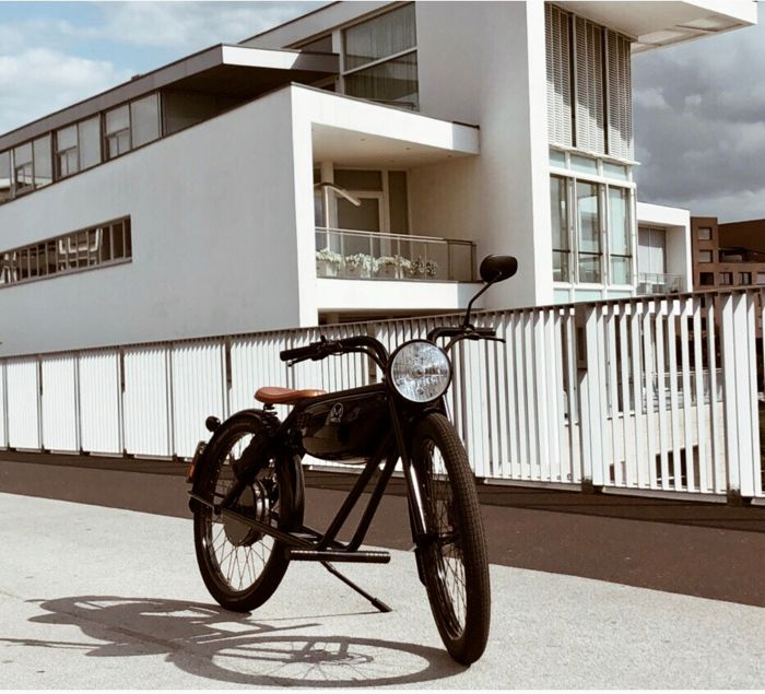 Meijs Motorman - 100% Electric Moped - Designer's Choice - Electric bicycle  - 2019 - Catawiki