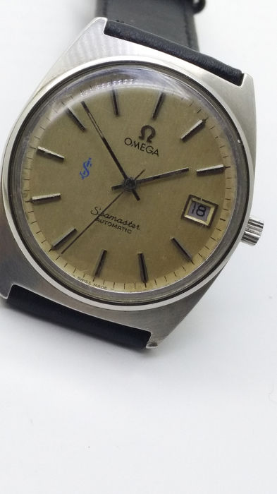 Omega - Seamaster Automatic (Turkey İs Bank Collection) - 166 0204 - 男士 - 1970-1979
