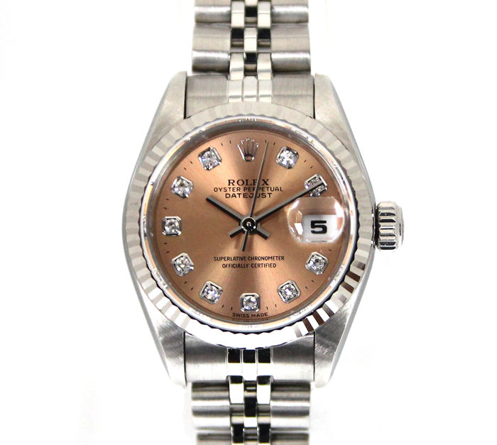 Rolex - Datejust - 69174 - Damen - 1997