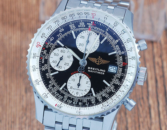 Breitling - Navitimer Fighters - Ref. A13330 - Hombre - 2000 - 2010