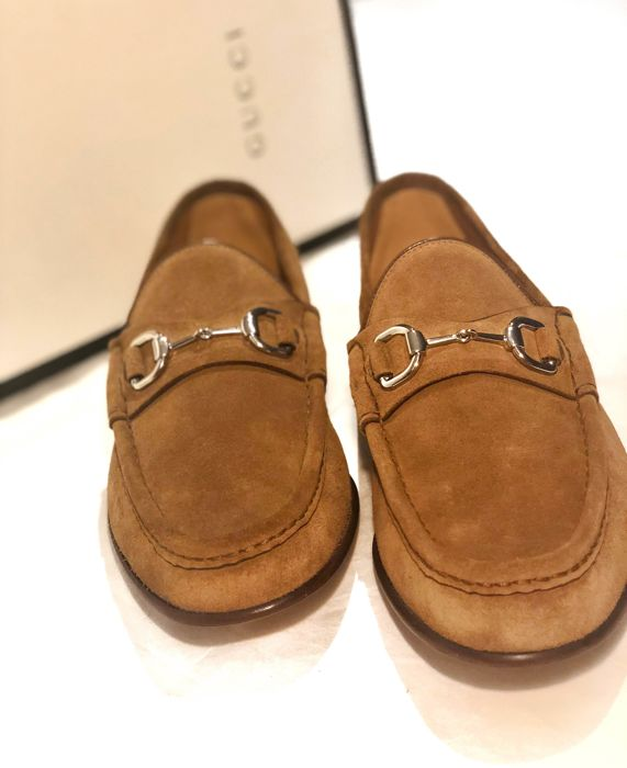 exclusive range shop best supplier Gucci - Horsebit Loafers - Size: UK 8.5 - Catawiki