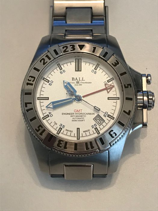 BALL - Engineer hydrocarbon automatic GMT - DG1016A - Men - 2011-present
