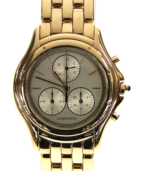 Cartier - Panthere Cougar - 11621 - Unissexo - Does Not Apply