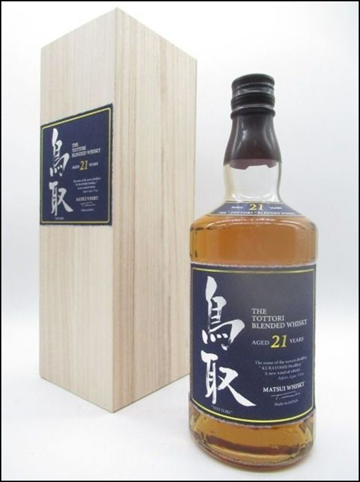 Matsui 21 years old  Tottori Blended  - 700ml