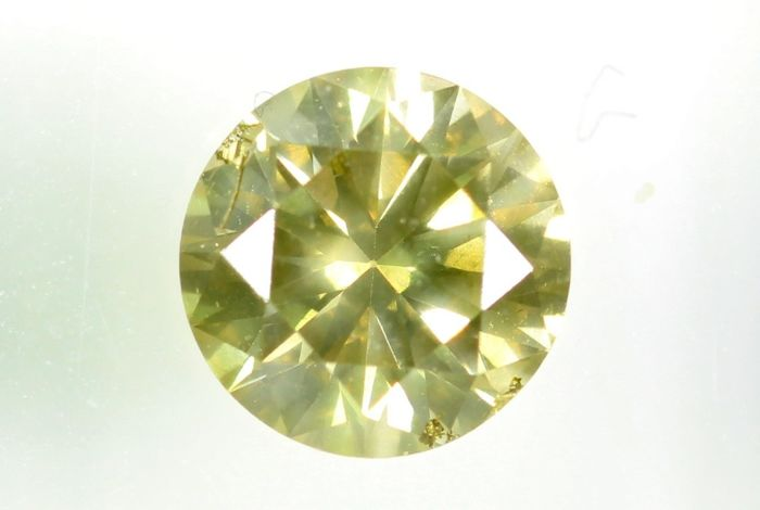 Diamante - 0.52 ct - Brillante - I1