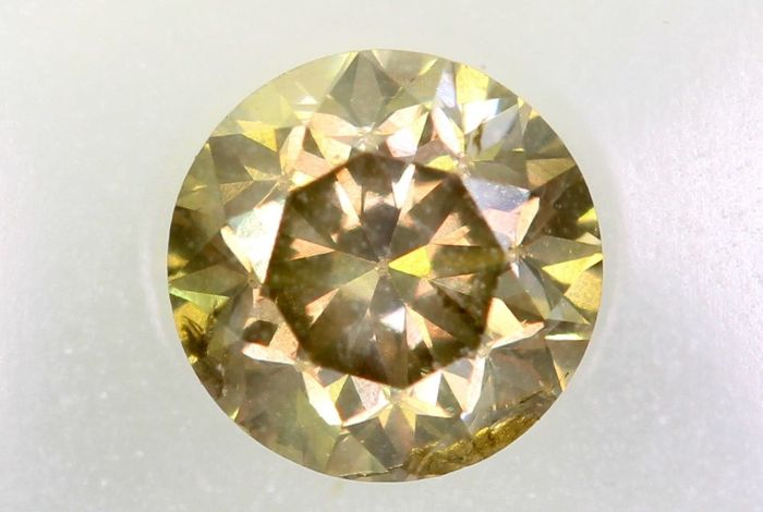 Diamond - 0.57 ct - Briliant - I1