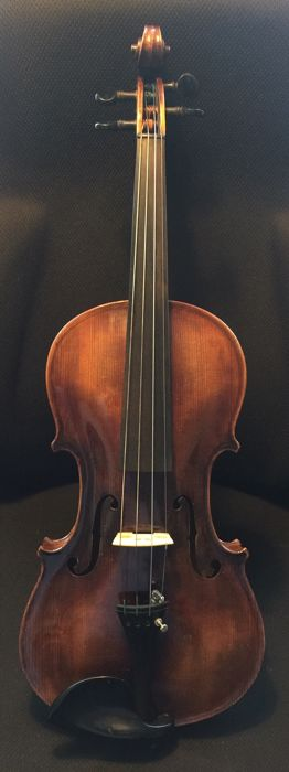 Ansigh Zwolle  - 4/4 Concert violin - Violin - Germany - 1930