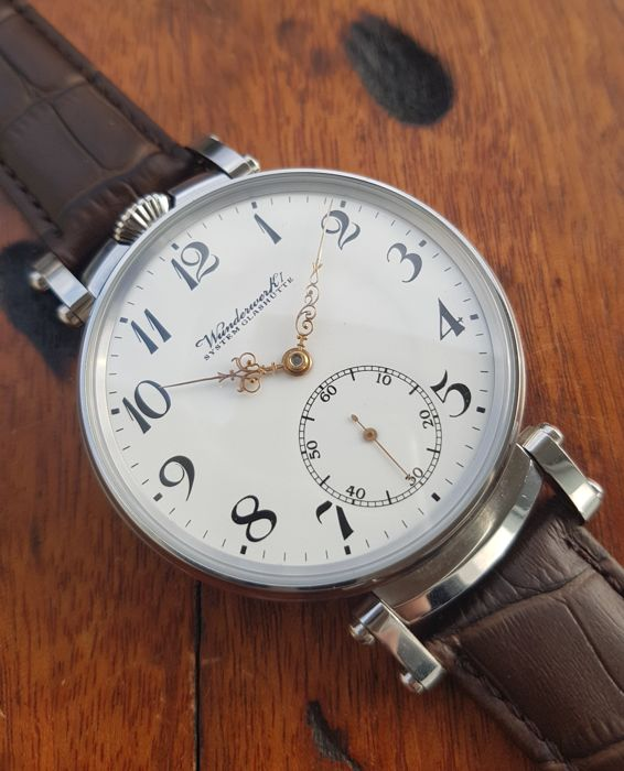 Glashütte Original - Wunderwerk 1 - Marriage watch  - Men - 1901-1949