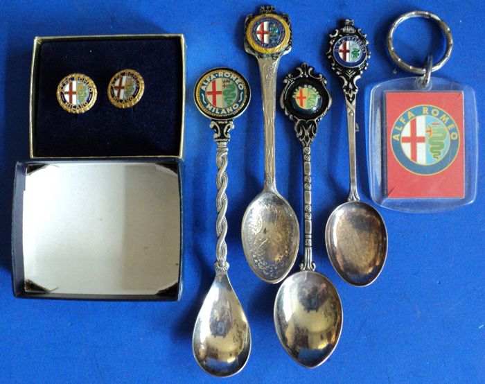 Collector Items - Alfa Romeo 7 Collector Items  - 1960-1960 (7 items)