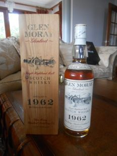 Glen Moray 1962 24 years old 1962, 24 year old - 75 cl