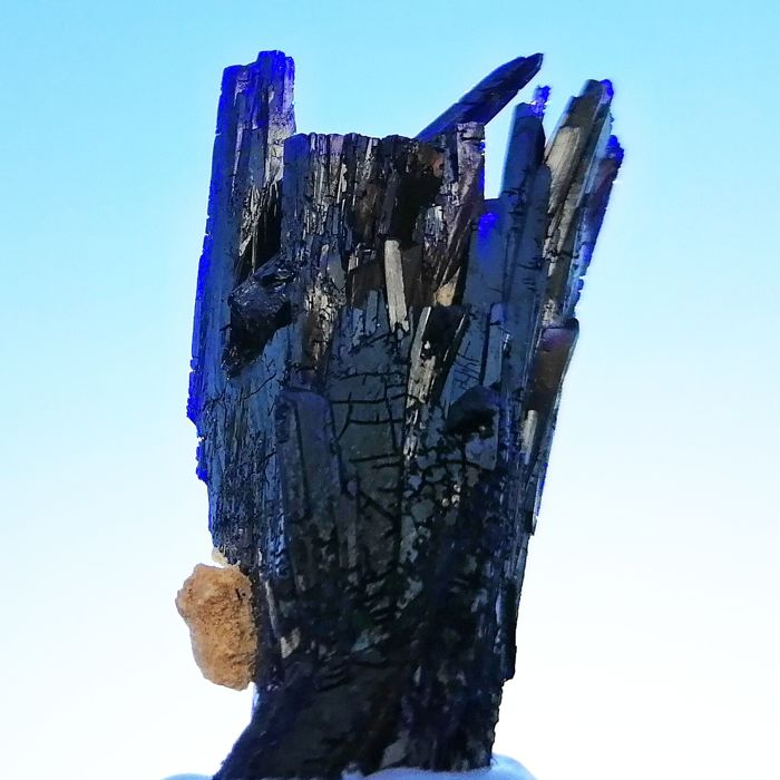 Azurite Mineral Collection - 1,7×3,5×3,5 cm - 11 g