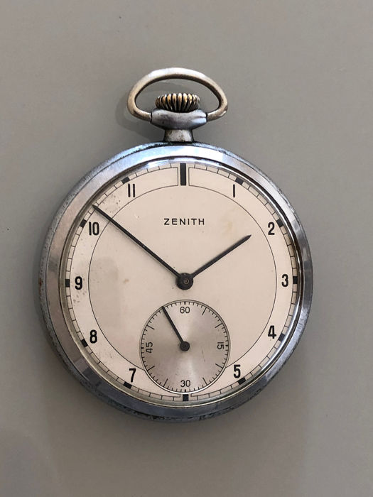 Zenith - pocket watch NO RESERVE PRICE - 111651 - Mężczyzna - 1901-1949
