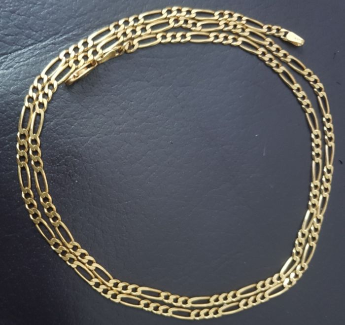 Fred - 18 kt. Yellow gold - Necklace
