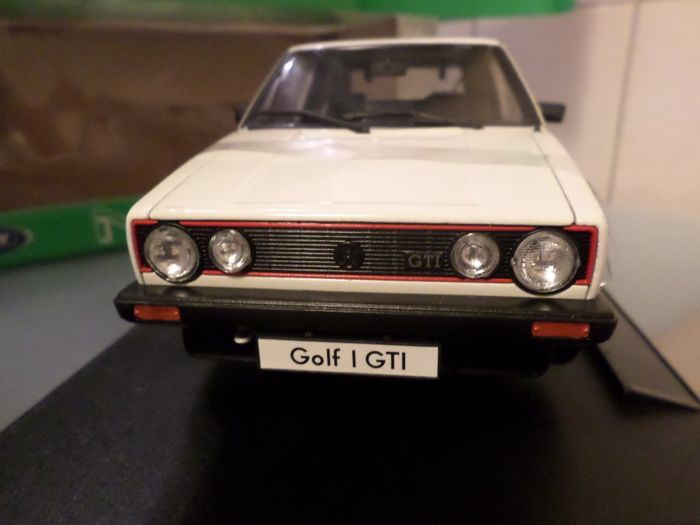 Welly Nex - 1:18 - VW Golf 1 GTi
