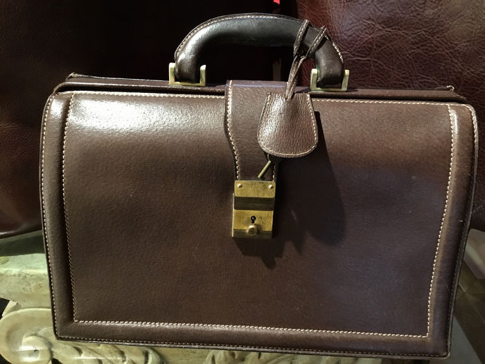 Gucci -Mini Type Briefcase 24 Hours - Manager