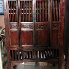 Cabinet (1) - Bois - Chine - Dynastie Qing (1644–1911)