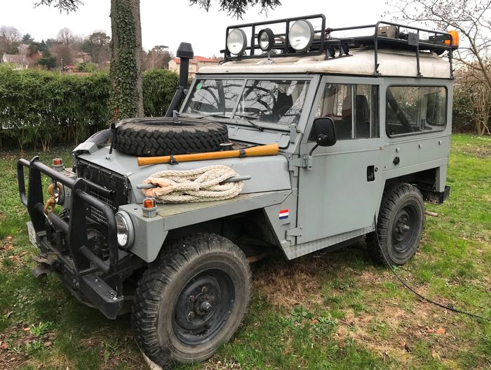 Land Rover - Defender Lightweight - 1982