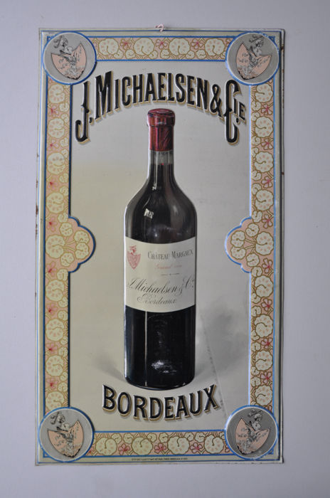 Chateaux Bordeaux - Bord - Staal
