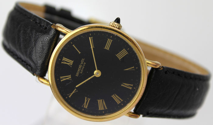 Raymond Weil - Swiss Made - Gold Plated  - Herre - 2011-nå