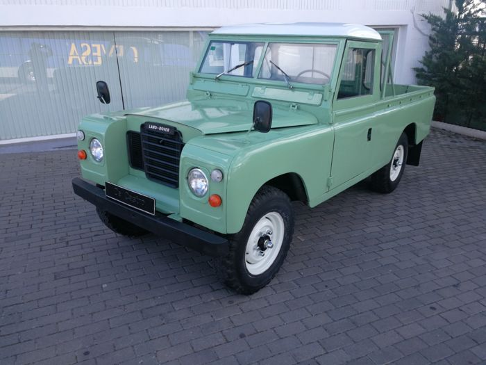Land Rover - Serie III 109 Pick Up - 1975