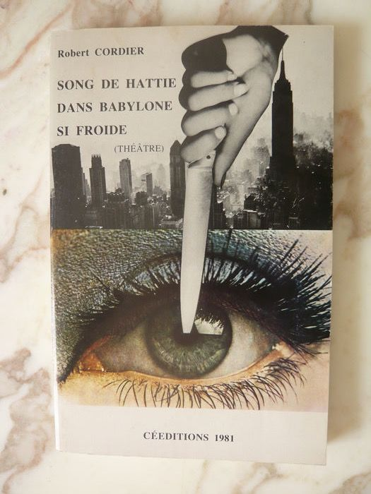 Erro -  Book with a signed photographic collage [one of 49 copies] - 1981