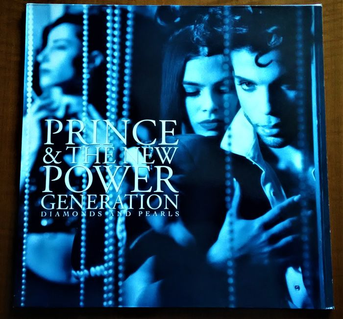 Prince - Lovesexy/The New Power Generation/Sign